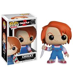 Child's Play 2 POP Chucky Vinyl Figure