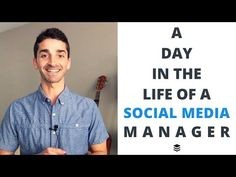 A Day in the Life of a Social Media Manager: How to Maximize Your Time on Social Media in 2017
