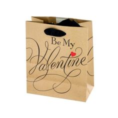'Be My Valentine' Gift Bag