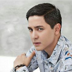 Alden Richards for Bench Fix Salon.