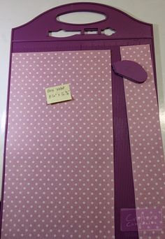 Crafter's Companion USA Information Blog : Tutorial: Just a Box of Chocolate