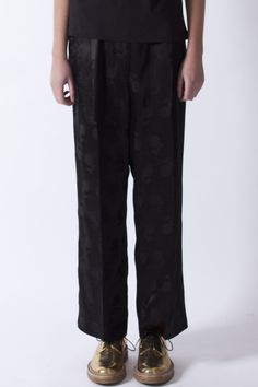 Pelty Floral Trouser