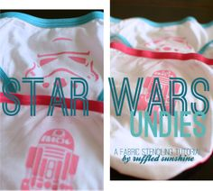 "star wars undies- this inspired me to create a ""for David"" board lol!"