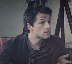 Adorable Misha gifness