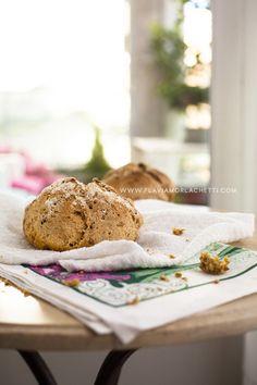 Homemade carrot bread - www.flaviamorlachetti.com