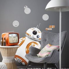 Star Wars Droid BB-8 Giant Sticker