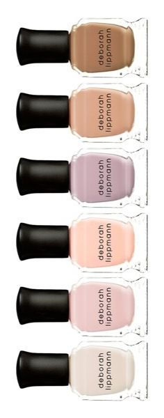 From natural nudes to pretty pinks, this Deborah Lippman nail polish set has a shade for every occasion.