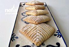 Böyle Şekil Görülmedi! Elmalı Kafes Çöreği (Videolu) - Nefis Yemek Tarifleri