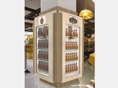 Columna Pernod Ricard | INNOVACION PLV