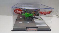 DISNEY PIXAR CARS 2 RIPSLINGER DIECAST PLANE DISNEY STORE #Mattel #Disney #Planes #DisneyPlanes #Ripslinger
