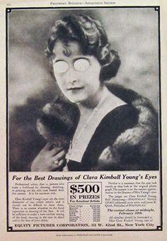 Creepy VIntage Ad of the Month | Atticpaper Vintage Ads & Ephemera ...