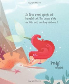 Part of Their World (Disney Princess: the Little Mermaid): Disney Book Group, Disney Storybook Artists: 9781423167570: Amazon.com: Books