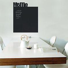 Pish, Posh, Professional: Daily Inspiration- The Memo Board
