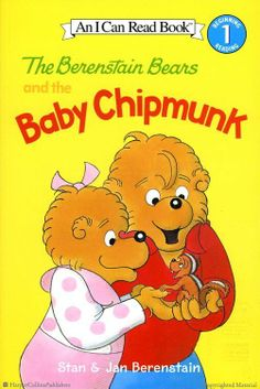 Browse Inside The Berenstain Bears and the Baby Chipmunk by Jan Berenstain, Stan Berenstain, Illustrated by Jan Berenstain