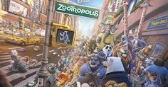 Brockley Central: Curzon Goldsmiths begins family screenings with Zootropolis | The online home for all things Brockley, London SE4