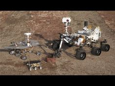 Curiosity and the Legacy of the Mars Rover Program.