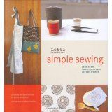 Lotta Jansdotter's Simple Sewing: Patterns and How-To for 24 Fresh and Easy Projects (Spiral-bound)By Meiko Arquillos