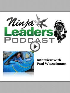 How to stand out and create ripples of change. Ninja Leaders Podcast episode #13