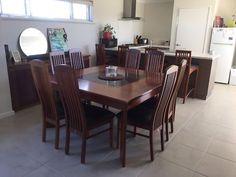 Jarrah Dining Suite | Dining Tables | Gumtree Australia Kwinana Area - Wellard | 1140573513