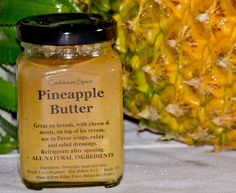 Pineapple Butter. Please also visit www.JustForYouPropheticArt.com for colorful-inspirational-prophetic-art and stories. Thank you so much. Blessings!