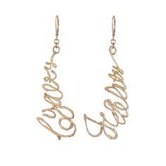 9k Yellow Gold Loyalty Fidelity Earrings Irish Jewelry, Fine Jewelry, Jewelry Making, Pearl Earrings, Drop Earrings, Contemporary Jewellery, Diamond Wedding Rings, 18k Rose Gold, Loyalty