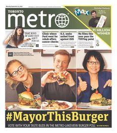 Lakeview Restaurant, Long Shot, New Politics, Burger Recipes, Lake View, Toronto, Teen, Canada, Hamburger Recipes