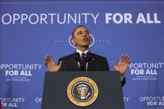 Obama impulsa plan para que 99 % de estudiantes tengan internet en 2017