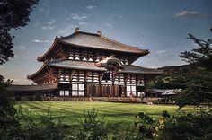 Todaiji Temple, Nara Japan