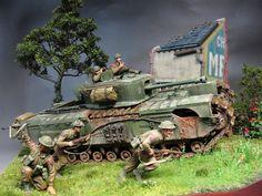 Churchill-Mk.-VII-Scale-Model-Tank-Diorama-4.jpg (1000×750)