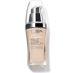 InStyle UK 100 Best Beauty Buys 2012 - Inexpensive foundation - L'oreal True Match