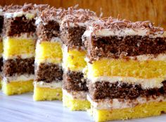 14 z Krispie Treats, Rice Krispies, Tiramisu, Nutella, Cheesecake, Cooking Recipes, Sweets, Ethnic Recipes, Desserts