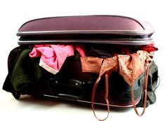 10 Do's and Don'ts to Packing Light: Downsizing, particularly for girls, can be difficult. Don't Bring Multiples.