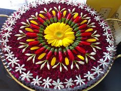 Get the best and latest Diwali rangoli design in here. Create these rangoli designs to ring in the festivals and special occasions with pomp and gaiety. Rangoli Designs Flower, Rangoli Patterns, Colorful Rangoli Designs, Rangoli Ideas, Rangoli Designs Diwali, Rangoli Designs Images, Diwali Rangoli, Flower Rangoli, Beautiful Rangoli Designs