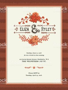 Templates for Wedding Invitation. 20 Templates for Wedding Invitation. Jewish Wedding Invitations, Wedding Invitation Keepsake, Wedding Invitation Card Design, Destination Wedding Invitations, Printable Wedding Invitations, Bridal Shower Invitations, Wedding Checklist Template, Wedding Templates, Zulu