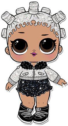 Chibi Kawaii, 5th Birthday Party Ideas, Surprise Birthday, Doll Party, Lol Dolls, Big Eyes, Paper Dolls, Baby Dolls, Little Girls