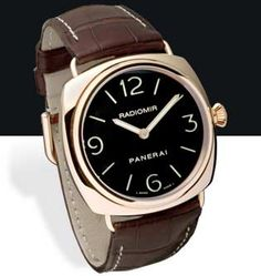 Panerai Radiomir 45mm 18k Watch PAM00231