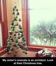 """I would love to make this Unique Christmas """"tree"""""""