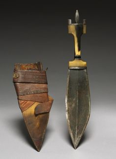 Knife, 1800s                                                Africa, 19th century