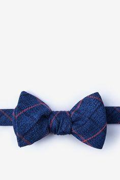 Harley Butterfly Bow Tie #tiesdotcom #wintertime #mensfashion #tie