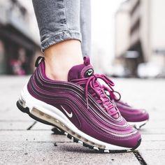 66949ba4ff Nike Shoes | New Nike Womans Air Max 97 Prm | Color: Black/Purple | Size:  Various