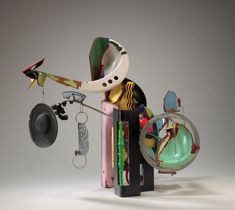 Robert Hudson featured at Sanchez Art Center in Pacifica |