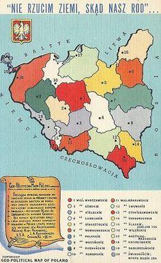 Poland Map, Imaginary Maps, Alternate History, Pretty Photos, Historical Maps, Lithuania, Retro, Infographic, Flag