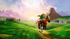 Ocarina of time | The Legend of Zelda: Ocarina of Time 3D Disponible en: Nintendo 3DS ...
