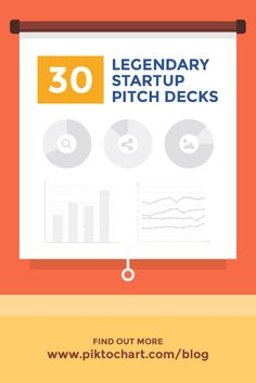 30 Legendary Startup Pitch Decks And What You Can Learn From Them via @piktochart