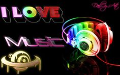 3D Music Backgrounds