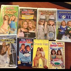 I was one of those 90s kids who rented every Mary-Kate & Ashley Olsen movie I could find!