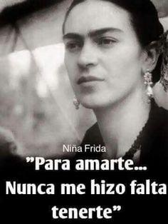 ♥ Frida...