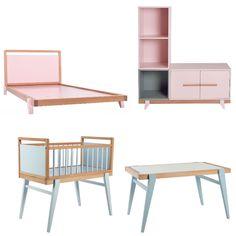 Somos fãs da nova linha da @bodododesign, o moisés quando o bebê crescer vira um cesto e uma mesinha, a cômoda, você pode dispor os nichos como desejare a cama dispensa comentários! Veja no nosso site:http://bit.ly/bodododesign