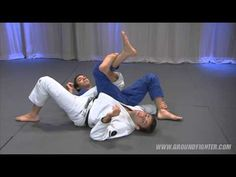 Ryan Hall - Back Attacks - The Rolling Back Attack- Comp this weekend 12 May cant wait...