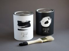 Unique Packaging Design, Handprinted T-Shirt via @jessrhodes92 #Packaging #Design